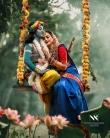 anusree sreekrishna jayanthi photos