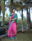 Gayathri Suresh latest photoshoot in saree-001
