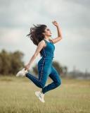 gayathri-suresh-workout-photos