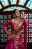 iniya new saree photos-001