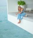kajal agarwal honeymoon pics latest-007