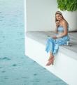 kajal agarwal honeymoon pics latest-008