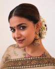 keerthy suresh latest saree photos-001