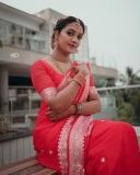 mareena-michael-kurisingal-saree-photos-003