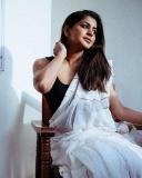 meera-nandan-new-photos-in-white-saree-006