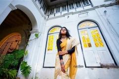 nimisha-sajayan-new-photos-in-saree-002