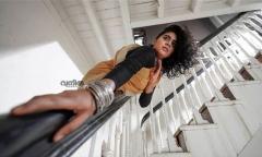 nimisha-sajayan-new-photos-in-saree-005
