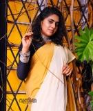 nimisha-sajayan-new-photos-in-saree-012