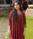 Malayalam-actress-Niranjana-Anoop-onam-photos