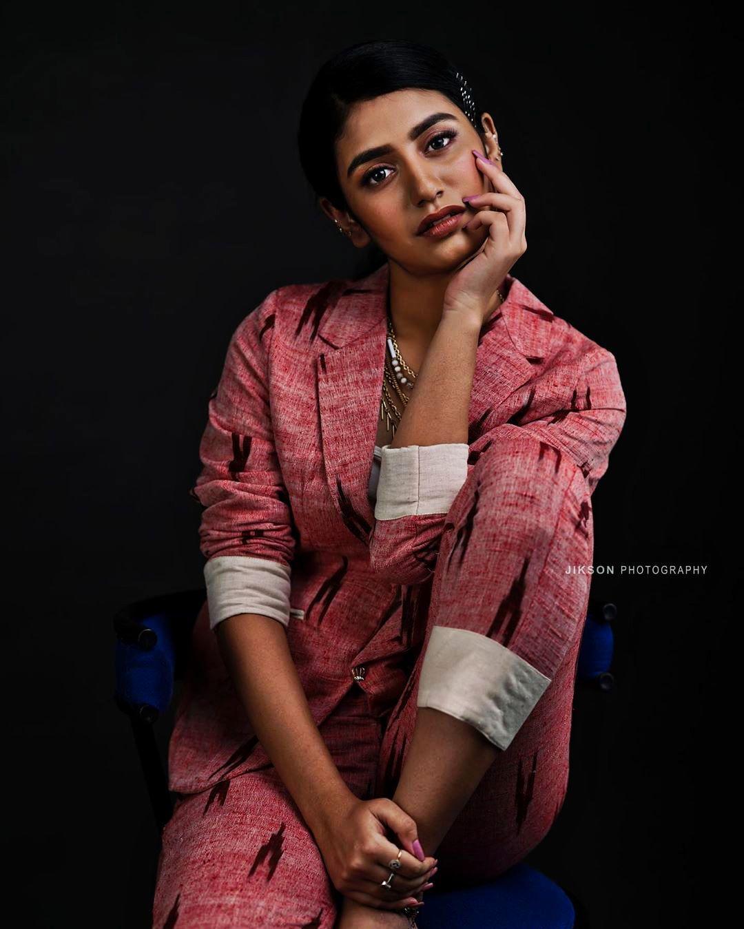 priya prakash varrier latest images