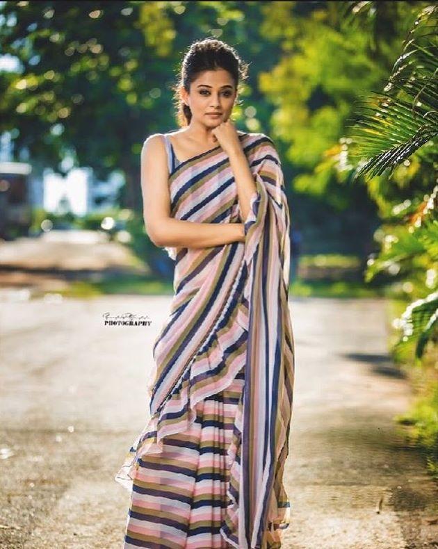 priyamani saree photos new 4512-7