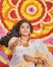 rachana narayanankutty new onam saree photos -003