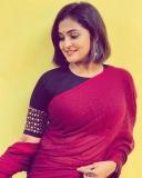 remya-nambeesan-new-saree-photo-002
