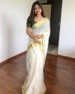 actress shaalin zoya latest onam kerala saree photos-005