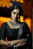 actress shamna kasim latest images in black dress-004