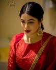actress shamna kasim latest photos saree-035