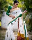 actress shamna kasim latest photos saree-036
