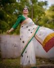 actress shamna kasim latest photos saree-037