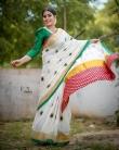 actress shamna kasim latest photos saree-038