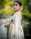 actress shamna kasim latest photos saree-040