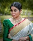 actress shamna kasim latest photos saree-041