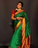 shamna-kasim-latest-photos-in-green-saree-004
