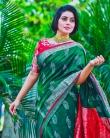 shamna kasim latest saree photos-001