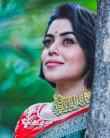 shamna kasim new saree photos-004