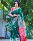 shamna kasim new saree photos-006