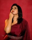 shamna-kasim-viral-photos-in-red-saree-007