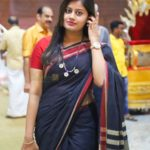 ansiba hassan latest saree photos