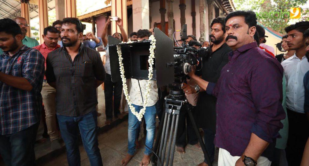 Dileep at jack daniel malayalam movie pooja photos 9 - Kerala9.com