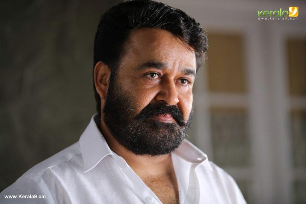 Mohanlal in Lucifer Malayalam Movie Photos 1 - Kerala9.com