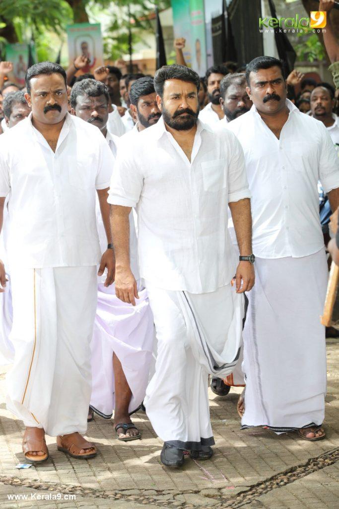 Mohanlal in Lucifer Malayalam Movie Photos 3 - Kerala9.com