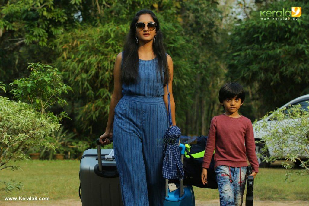 Surabhi Santhosh in Grand Father Malayalam Movie Photos 2 - Kerala9.com