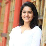 saniya iyappan in lucifer movie photos