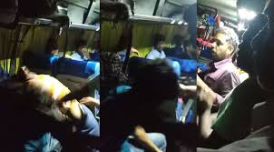 Kallada Bus issue - Kerala9.com