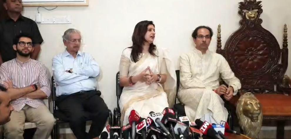 Priyanka Chathurvedi - Kerala9.com