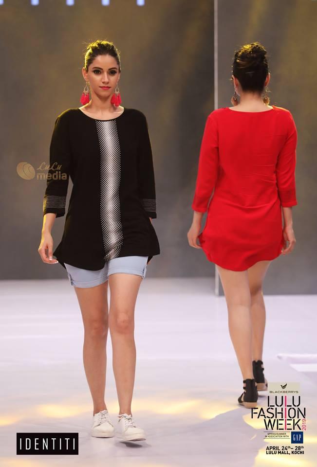 lulu fashion week 2019 models photos - Kerala9.com