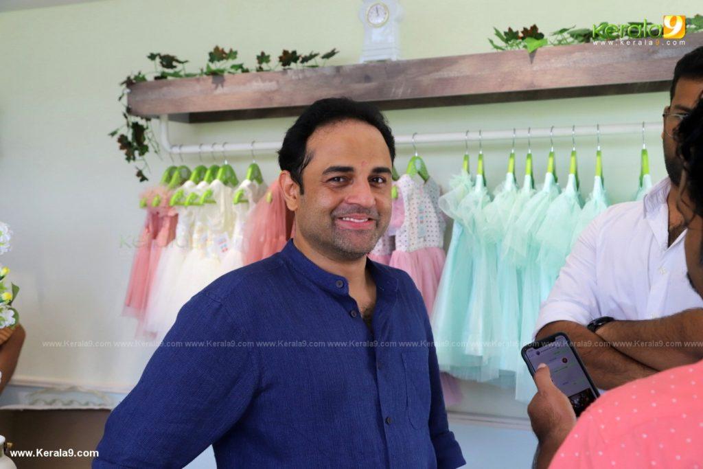 Aju Varghese Wife Augustina Manu launched Kids Boutique Photos 001 - Kerala9.com