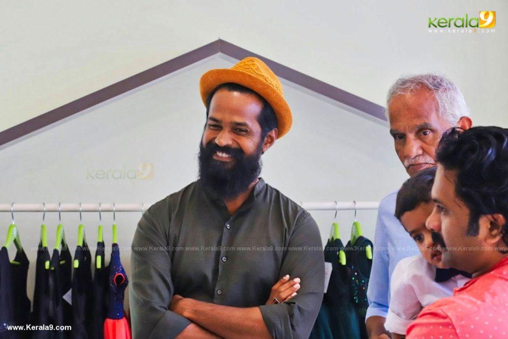 Aju Varghese Wife Augustina Manu launched Kids Boutique Photos 003 - Kerala9.com