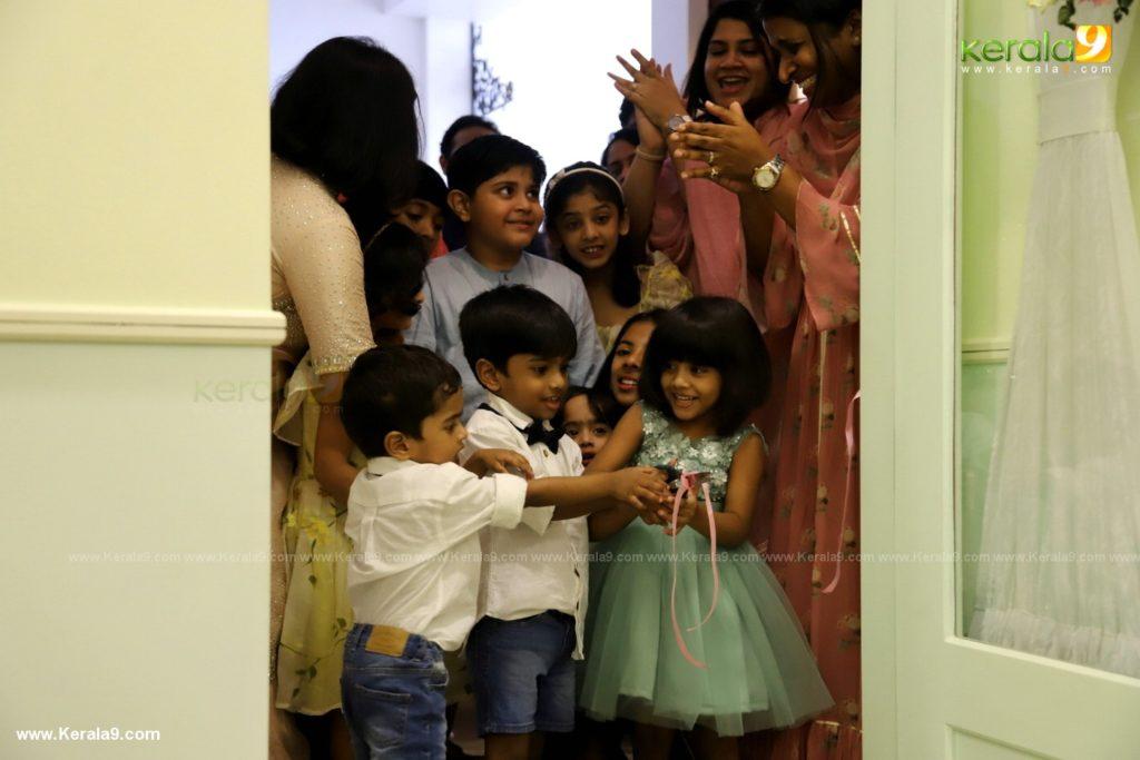 Aju Varghese Wife Augustina Manu launched Kids Boutique Photos 005 - Kerala9.com