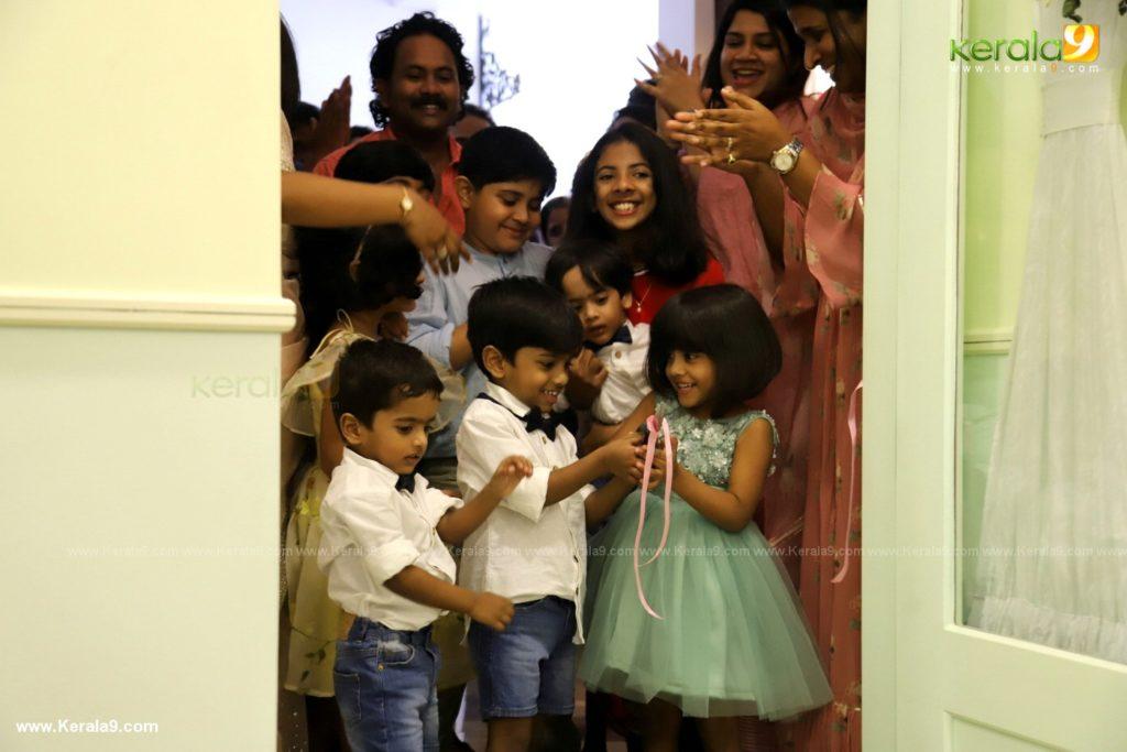 Aju Varghese Wife Augustina Manu launched Kids Boutique Photos 006 - Kerala9.com