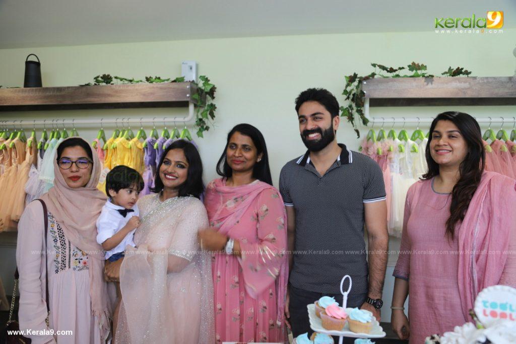 Aju Varghese Wife Augustina Manu launched Kids Boutique Photos 013 - Kerala9.com