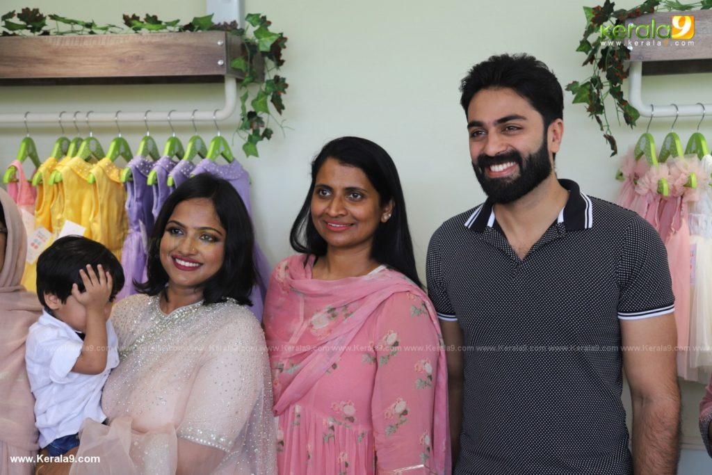 Aju Varghese Wife Augustina Manu launched Kids Boutique Photos 014 - Kerala9.com