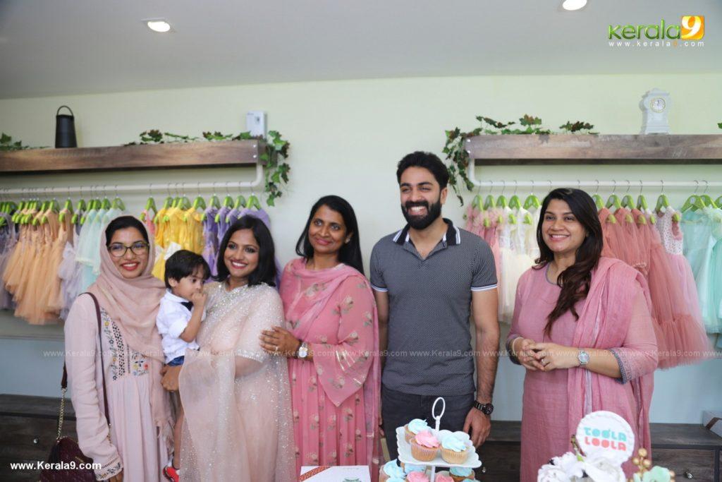 Aju Varghese Wife Augustina Manu launched Kids Boutique Photos 015 - Kerala9.com