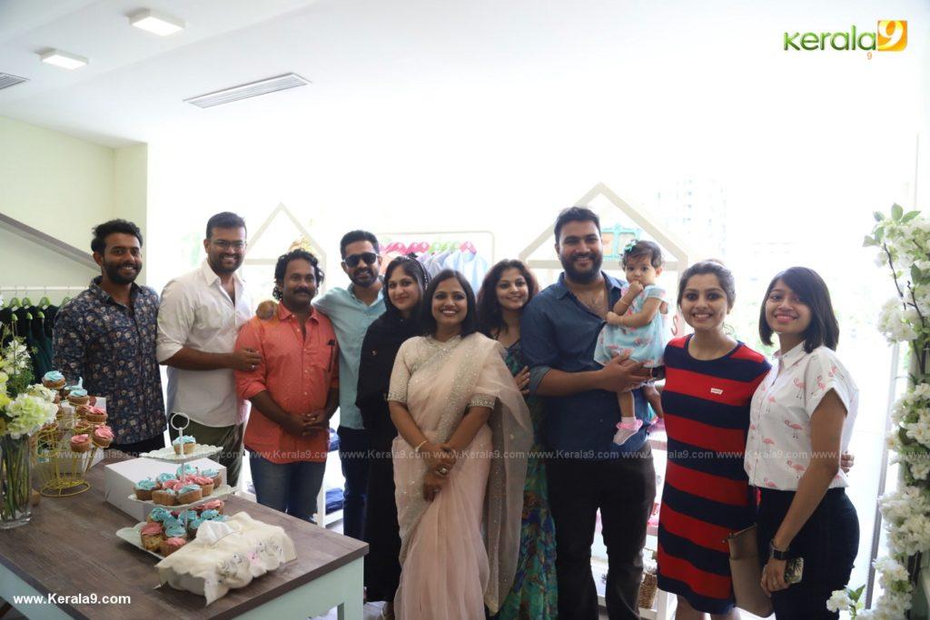 Aju Varghese Wife Augustina Manu launched Kids Boutique Photos 042 - Kerala9.com
