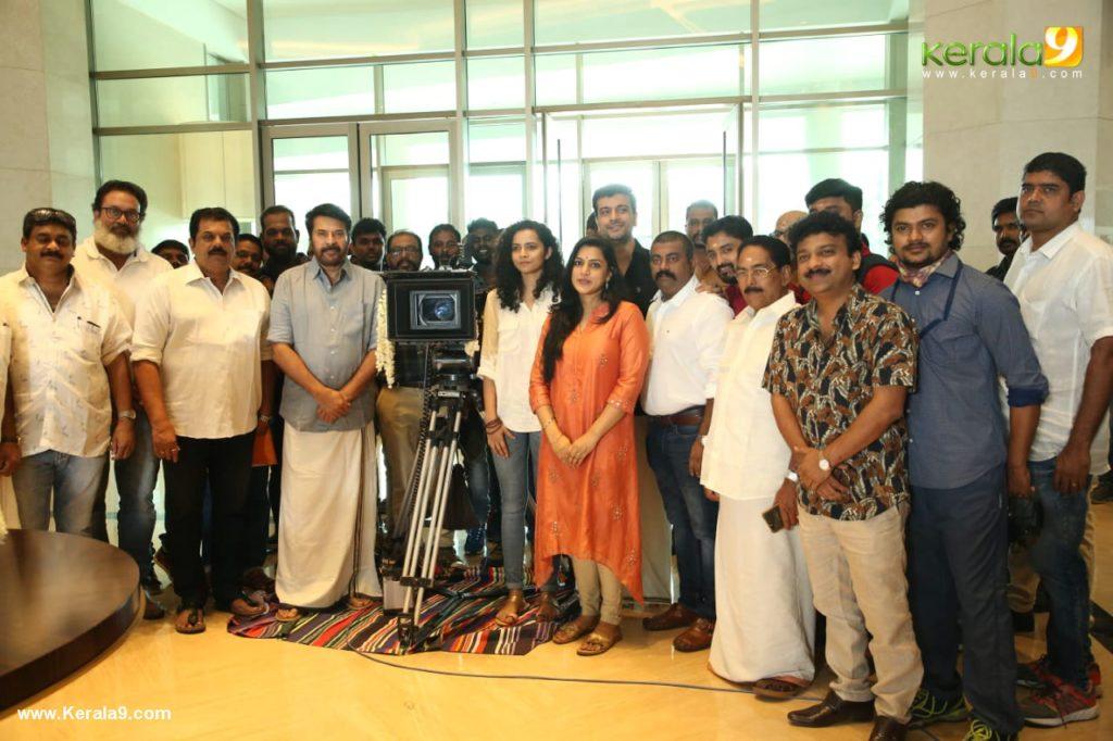 Ganagandharvan movie pooja photos 001 - Kerala9.com