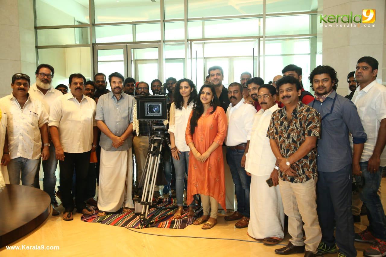 Ganagandharvan movie pooja photos 004 - Kerala9.com