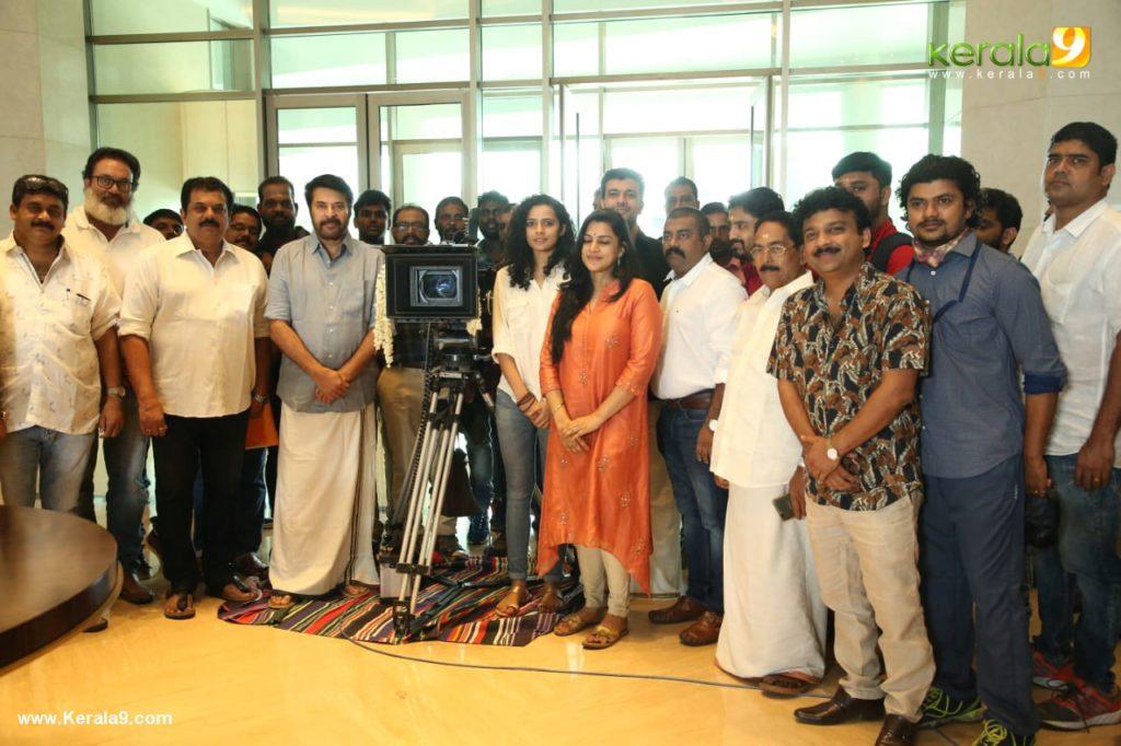 Ganagandharvan movie pooja photos 011 - Kerala9.com
